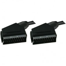 SCART MALE TO MALE Cable 2M