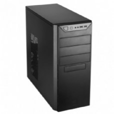 Antec VSK-4000B without PSU ATX Black Case