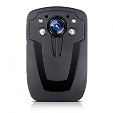 Blueskysea D900 1080P Police Camera Body Security Recorder with Night Vision (32GB)
