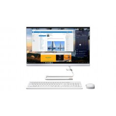 "Lenovo IdeaCentre AIO 3 24IMB05 (i5-10400T/8GB/DVDRW/WebCam/256GB SSD/W10H) 24"" Full HD All in One PC Desktop Computer"