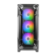 Antec DF600 FLUX 4mm Tempered Glass Windows Mid tower Gaming Case