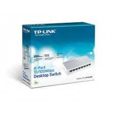 TP-Link TL-SF1008D 8-Port Desktop 10/100 Switch