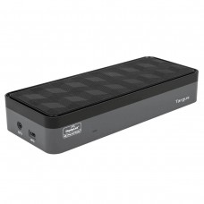 Targus DOCK570 (DOCK570USZ-80) USB-C Universal Quad 4K (QV4K) Docking Station with 100W Power Delivery