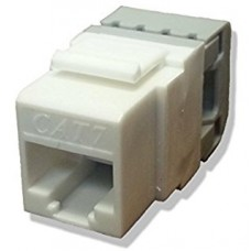Outlet RJ45 Jack + Jack RJ45 CAT7