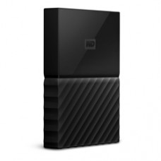 1TB WD My Passport 2.5 USB3 - Black External HDD