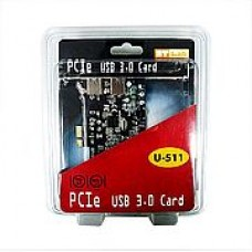 ST-Lab U-511 PCIe Card USB 3.0 2-Port