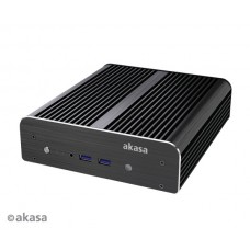 DAT G5- I3SSD120GB4GB FANLESS mini PC System
