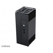 Akasa Turing (A-NUC45-M1B) Compact Fanless Case for 8th Generation Intel® NUC
