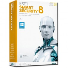 Eset Nod32 Smart-Security - 1 year OEM License