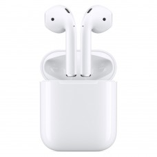 Apple AirPods Bluetooth Headphones (MMEF2ZM/A)