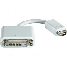 Mini DVI Male (M) to DVI Female (F) Adapter Cable for Apple Mac, PowerBook G4