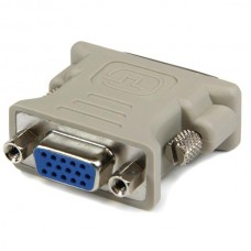 DVI-D (M) to VGA (F) VGA Card Adapter