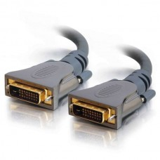 DVI-D (M) to DVI-D (M) Cable for Monitor - 1.8m