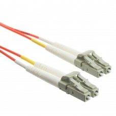 LC - LC Multi Mode Optic Cable - 2m