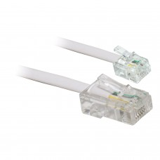 RJ11 to RJ45 Telephone Cable Lead - 2m