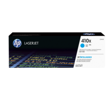 HP 410X (CF411X) Cyan High Yield Original LaserJet Toner Cartridge