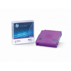HP 6.25TB (C7976A) LTO-6 Ultrium RW Data Cartridge
