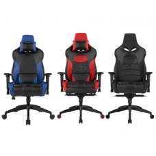 GAMDIAS ACHILLES E1 L RGB Gaming Chair - Red / Yellow / Blue / White / Black