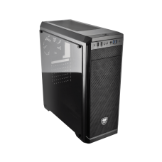 Cougar MX330 with Full Acrylic Transparent Window and USB 3.0 Gaming Mid Tower Case