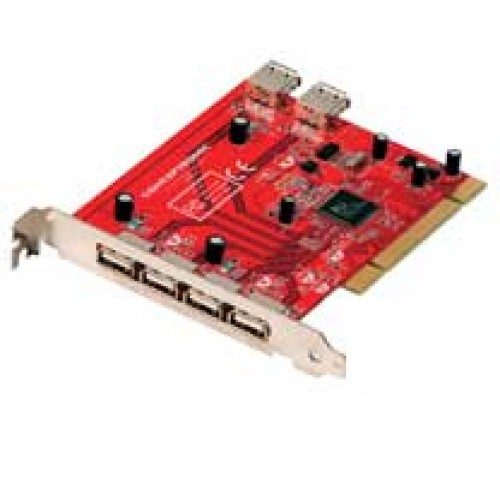 Conceptronic C480i1 ALi Chip 6-Port USB2.0 PCI Card