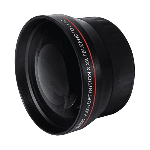 Vivitar 58mm HD4 MC AF High Definition 2.2x Telephoto Converter  - Open BOX