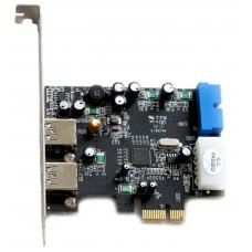 ST-Lab U-780 PCI-e Card USB 3.0 2-Port Controller