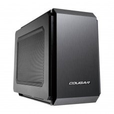 COUGAR QBX 802 Ultra-Compact Pro Gaming Mini-ITX Case