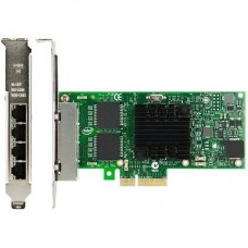 Dell Intel I350-T4 PCI-E PCI-Express Four RJ45 Gigabit Ports Server Adapter NIC