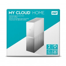 2TB WD My Cloud WDBVXC0020HWT-NESN Personal Network Attached Storage External HDD