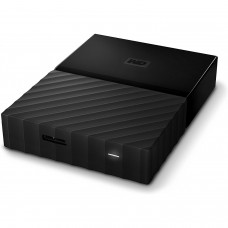 2TB WD My Passport 2.5 USB3 - Black External HDD