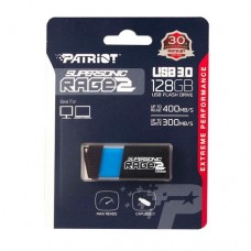128GB Patriot PEF128GSR2USB Supersonic Rage 2 Series USB 3.0 Flash Drive