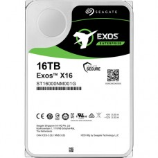 "16TB Seagate Exos X16 (ST16000NM001G) 7200RPM SATA III 3.5"" Internal HDD"