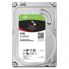 4TB Seagate IronWolf ST4000VN008 5900RPM 64MB SATA III Internal Hard Drive HDD