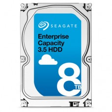 "8TB Seagate Enterprise ST8000NM0055 7200RPM 256MB 3.5"" SATA III HDD"