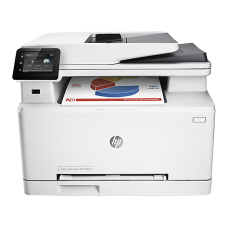 HP Color LaserJet Pro MFP M277n Office Laser Multifunction Printer
