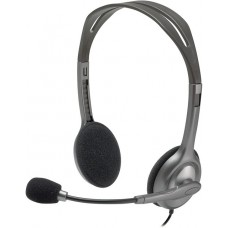 Logitech H111 Stereo 3.5mm Multi-device Headset