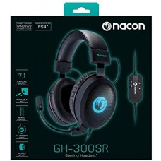 Nacon GH-300SR 7.1 3.5mm USB PC/PS4 Gaming Headset