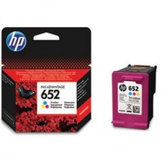 HP 652 (F6V24AE) 0.2K 3835 Color Ink Cartridge