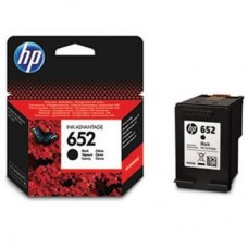 HP 652 (F6V25AE) 0.36K 3835 Black Ink Cartridge