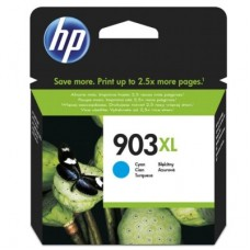 HP 903XL High Yield Cyan Original Ink Cartridge 825 pages (T6M03AE)