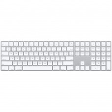 Apple Magic Wireless Keyboard with Numeric Keypad - Hebrew/English