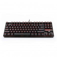Redragon K552 RED LED Backlit Compact Mechanical Gaming USB Wired Keyboard