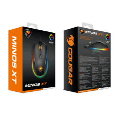 Cougar MINOS XT Optical Gaming Mouse