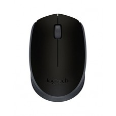 Logitech M171 Laser Wireless Black-Grey Mouse