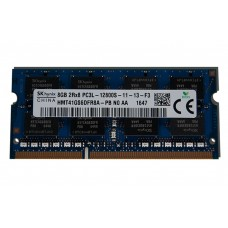 8GB DDR3L SK Hynix HMT41GS6DFR8A-PB PC-12800 1600MHz SO-DIMM Laptop Memory Module