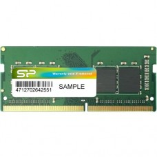 8GB SP Silicon Power SP008GBSFU240B02 DDR4 260-Pin 2400MHz CL17 SO-DIMM Notebook Memory