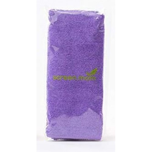 Screen Mom Screen Cleaning Purple Microfiber Cloths