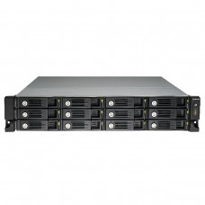 QNAP TVS-1271U-RP-i3-8G-US 12-bay High Performance Storage Solution