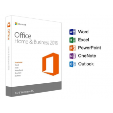 Microsoft Office 2016 Home And Business OEM Edition (Outlook, Word, Excel, Power Point)