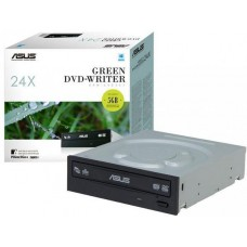 Asus DRW-24D5MT x24 Black S-ATA Retail DVD±R/RW Writer